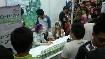 Event: Best of Anime 2013 - Ashley and Alodia Gosiengfiao