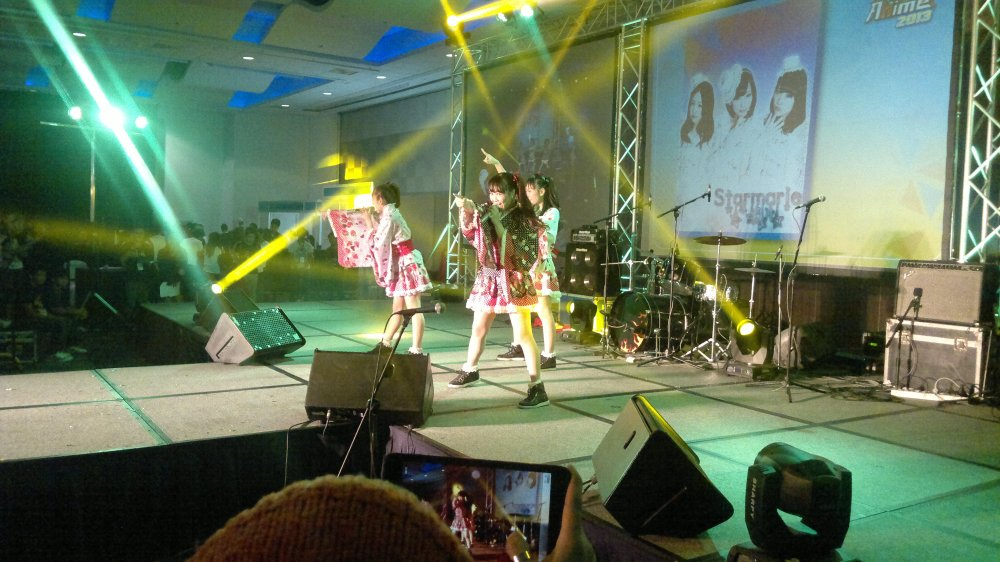Event: Best of Anime 2013 - Starmarie