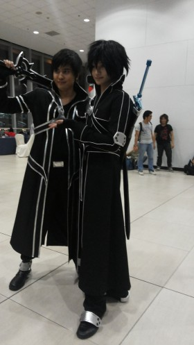 Event: Best of Anime 2013 - Karael and Kirito