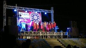 Giant Lantern Show, Nepo Center, HAU Chorale