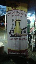 Giant Lantern Show, Nepo Center, Food Vendors, Chocolate de Batirol