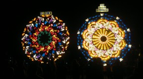 Giant Lantern Show, Nepo Center, Grand Finale