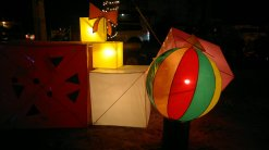 Giant Lantern Show, Nepo Center, SK's Decoration
