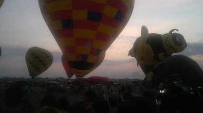 Philippine International Balloon Festival 2014, Night Glow