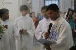 Sabat Santacruzan 2014, Holy Mass