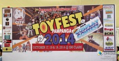 Toyfest Pampanga 2014, Stage and Venue