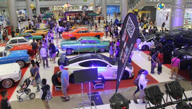 Bumper to Bumper & Metro Rides 5 Pampanga, SM City Clark Atrium