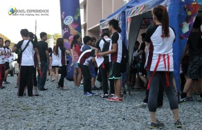 UP Mania Trail: Cosplay. Run. Survive., Venue