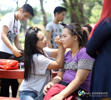 A Photoshoot for a Cause, Preparation
