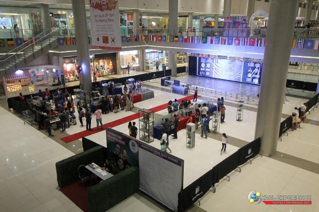 Toyfest Pampanga 2015, Venue