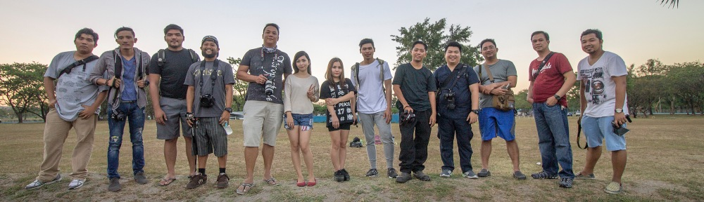 Pampanga Photography Enthusiasts 1st Meet Up, Attendees