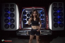 1st Summer Kick-Off Car & Motor Show with Sound-Off Competition, Sarah Jane Mendoza