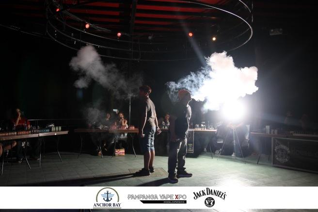 Pampanga Vape Xpo, Cloud Chasing Competition